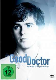 The Good Doctor Season 1, 5 DVDs