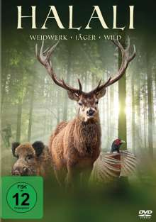 Halali, DVD