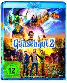 Gänsehaut 2: Gruseliges Halloween (Blu-ray), Blu-ray Disc