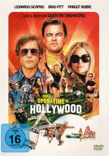 Once upon a time in... Hollywood, DVD