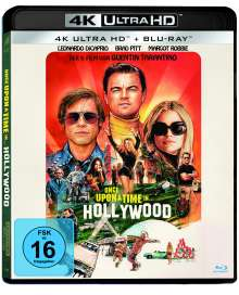 Once upon a time in... Hollywood (Ultra HD Blu-ray & Blu-ray), 2 Ultra HD Blu-rays