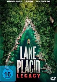 Lake Placid: Legacy, DVD