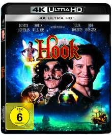 Hook (Ultra HD Blu-ray), Ultra HD Blu-ray