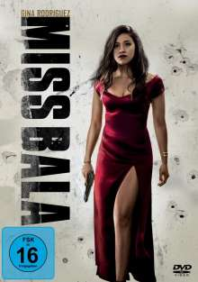 Miss Bala (2019), DVD