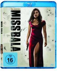 Miss Bala (2019) (Blu-ray), Blu-ray Disc