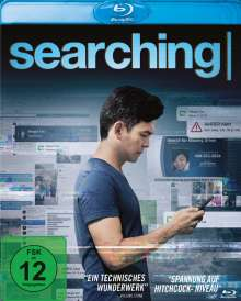 Searching (Blu-ray), Blu-ray Disc