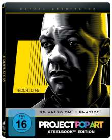 The Equalizer (Ultra HD Blu-ray & Blu-ray im Steelbook), Ultra HD Blu-ray