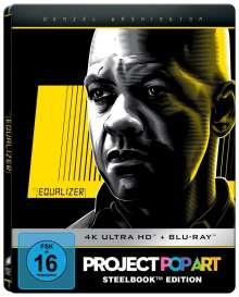The Equalizer (Ultra HD Blu-ray & Blu-ray im Steelbook), 2 Ultra HD Blu-rays