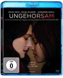 Ungehorsam (Blu-ray), Blu-ray Disc
