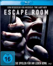 Escape Room (2019) (Blu-ray), Blu-ray Disc