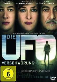 Die UFO-Verschwörung, DVD