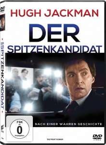 Der Spitzenkandidat, DVD