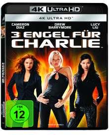 3 Engel für Charlie (2000) (Ultra HD Blu-ray), Ultra HD Blu-ray
