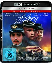 Glory (Ultra HD Blu-ray), Ultra HD Blu-ray