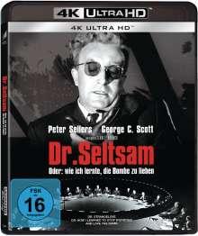 Dr. Seltsam oder: Wie ich lernte, die Bombe zu lieben (Ultra HD Blu-ray), Ultra HD Blu-ray