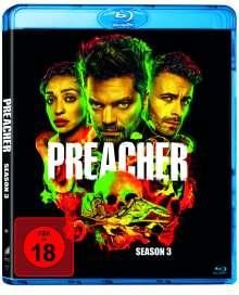 Preacher Season 3 (Blu-ray), 3 Blu-ray Discs
