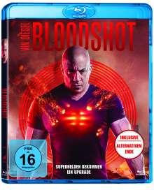 Bloodshot (2020) (Blu-ray), Blu-ray Disc