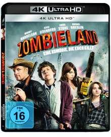 Zombieland (Ultra HD Blu-ray)