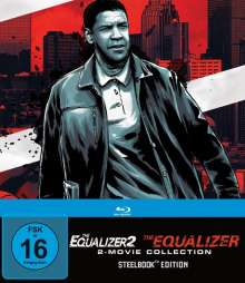 The Equalizer 1 & 2 (Blu-ray im Steelbook), 2 Blu-ray Discs