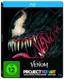 Venom (Blu-ray im Steelbook), Blu-ray Disc