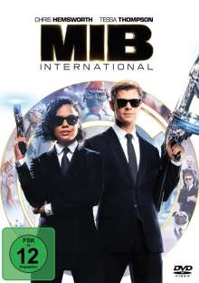 Men in Black: International, DVD