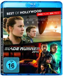Arrival / Blade Runner 2049 (Blu-ray), 2 Blu-ray Discs