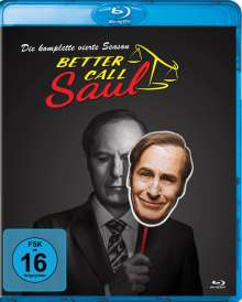 Better Call Saul Staffel 4 (Blu-ray), 3 Blu-ray Discs