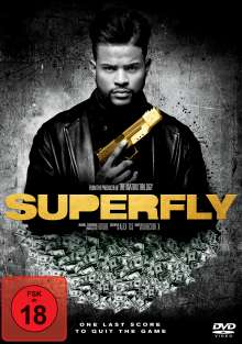 Superfly (2018), DVD