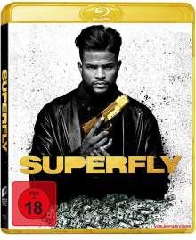 Superfly (2018) (Blu-ray), Blu-ray Disc