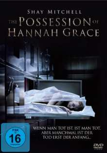 The Possession of Hannah Grace, DVD
