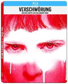 Verschwörung (Blu-ray im Steelbook), Blu-ray Disc