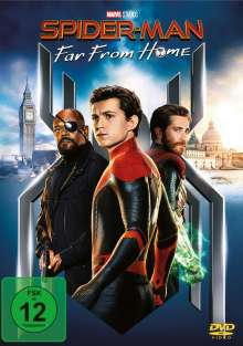 Spider-Man: Far from Home, DVD