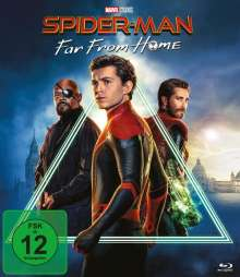 Spider-Man: Far from Home (Blu-ray), Blu-ray Disc