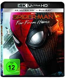 Spider-Man: Far from Home (Ultra HD Blu-ray & Blu-ray), 2 Ultra HD Blu-rays