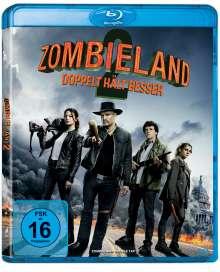 Zombieland 2: Doppelt hält besser (Blu-ray), Blu-ray Disc