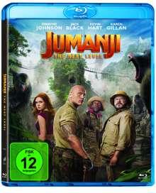 Jumanji: The Next Level (Blu-ray), Blu-ray Disc