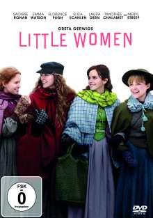 Little Women (2019), DVD