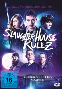 Slaughterhouse Rulez, DVD