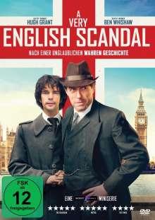 A Very English Scandal, DVD