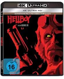 Hellboy (Ultra HD Blu-ray), Ultra HD Blu-ray