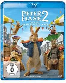 Peter Hase 2 - Ein Hase macht sich vom Acker (Blu-ray), Blu-ray Disc