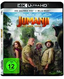Jumanji: The Next Level (Ultra HD Blu-ray & Blu-ray), 1 Ultra HD Blu-ray und 1 Blu-ray Disc