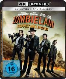 Zombieland 2: Doppelt hält besser (Ultra HD Blu-ray & Blu-ray), 1 Ultra HD Blu-ray und 1 Blu-ray Disc