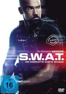 S.W.A.T. Season 2, 6 DVDs