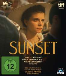 Sunset (Blu-ray), Blu-ray Disc