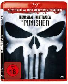 The Punisher (2004) (Blu-ray), 2 Blu-ray Discs