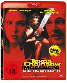 Texas Chainsaw Massacre: Die Rückkehr (Blu-ray & DVD), 2 Blu-ray Discs