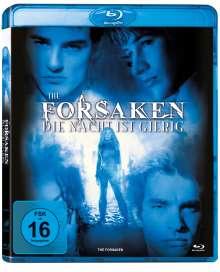 The Forsaken (Blu-ray), Blu-ray Disc