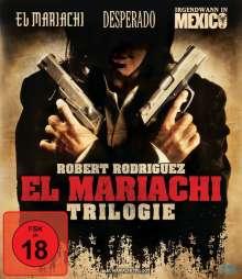 El Mariachi Trilogy (El Mariachi / Desperado / Irgendwann in Mexico) (Blu-ray), 2 Blu-ray Discs