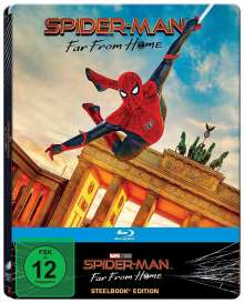 Spider-Man: Far from Home (Blu-ray im Steelbook), Blu-ray Disc